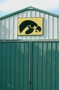 Wayne & Jo Weber | Black Hawk County Barn Quilts | Hawkeye | Cedar Falls, Iowa