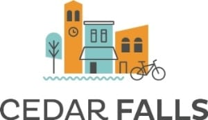 Cedar Falls Tourism & Visitors Bureau Logo (JPG)