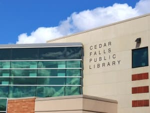 Cedar Falls Public Library offers many events and activities for kids and teens
