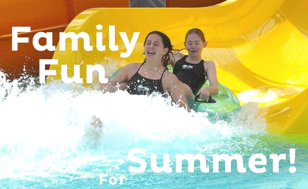 Summer is full of family fun in the Cedar Valley (Cedar Falls & Waterloo, Iowa)