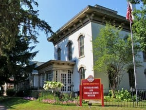 Enjoy exhibits, activities and programs at the Victorian Home & Carriage House Museum