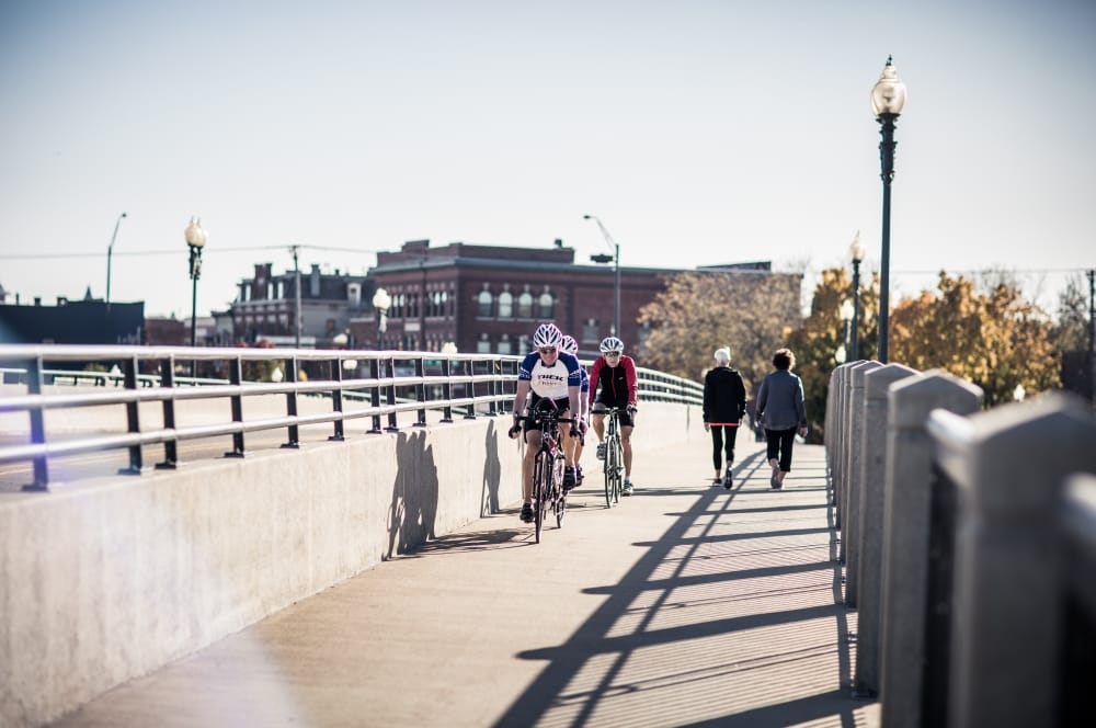 Mayor's Entre-Tourism Bike Ride is August 25, 2018