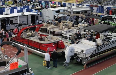 Iowa Boat, RV and Vacation Show