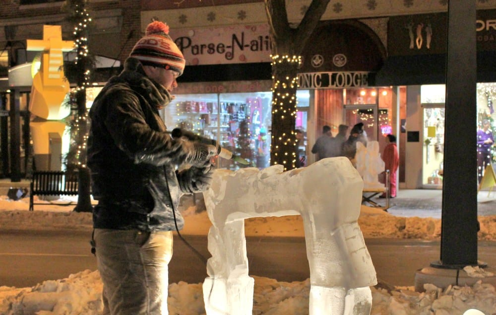 Baby, It's Cold Outside will be held Thursday, December 21, in downtown Cedar Falls | Bundle Up!