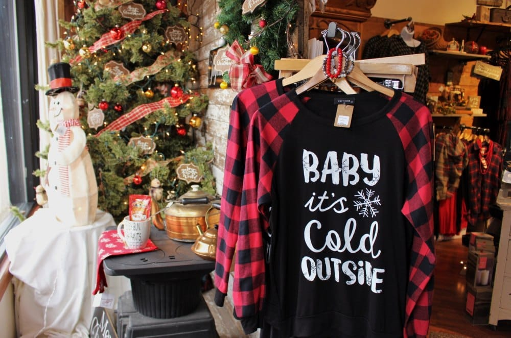 Baby It's Cold Ouside is December 21 in downtown Cedar Falls