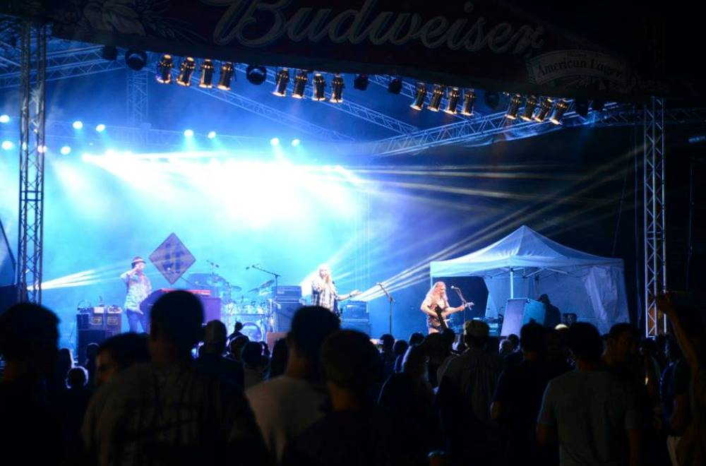 Gateway Stage will host more than 10 bands during the 2017 Sturgis Falls Celebration, June 23-25.