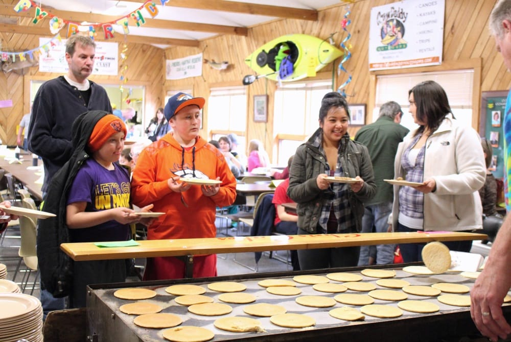 Hartman Reserve's Maple Syrup Festival will be held March 4 & 5, 2017 at Cedar Heights Elementary School in Cedar Falls.