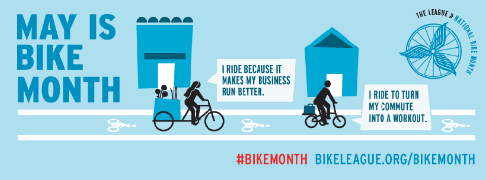 May is Bike Month!
