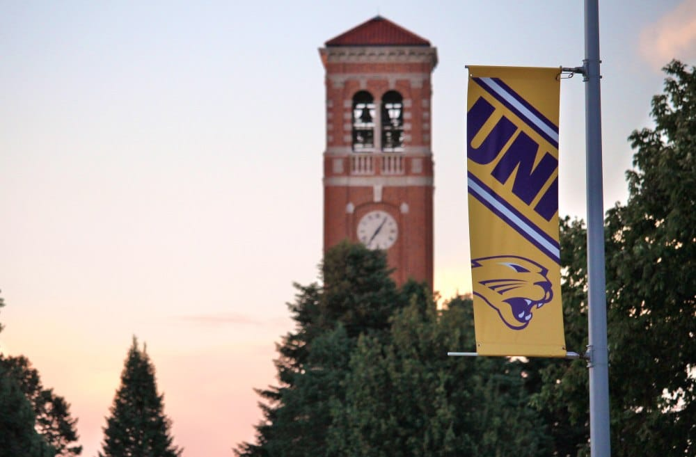 Find a place to dine after University of Northern Iowa commencement