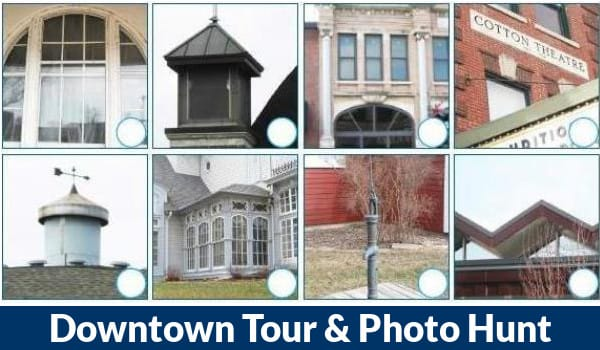 Historic Downtown Tour & Photo Hunt | Join the fun! Entries are due June 3, 2016