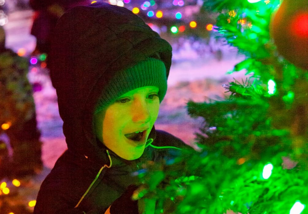 Holiday Hoopla in Cedar Falls has events for the entire family!