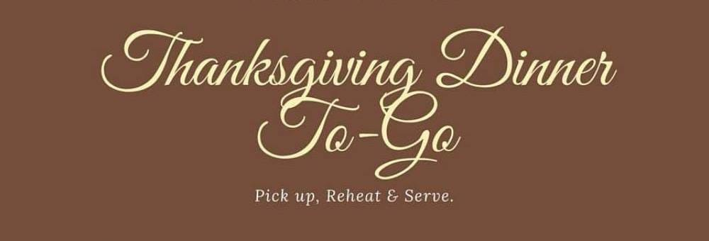 Order Thanksgiving to Go from Cafe Due by November 21 and all you'll have to do Thanksgiving Day is reheat!