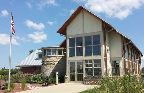 5 Things You May Not Know About the Cedar Falls Visitor Center