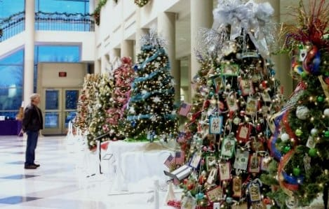 "Festival of Trees – ""A Christmas to Remember"""