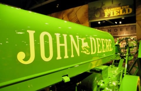 John Deere's 100th Anniversary Celebration