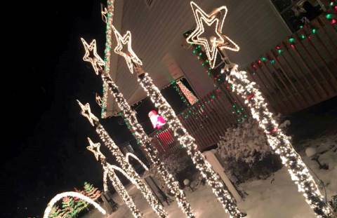 Magical Holiday Light Displays