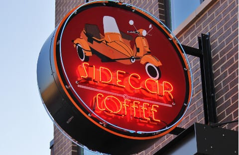 Sidecar Coffee Shop