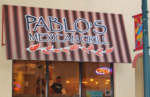 Pablo's Mexican Grill