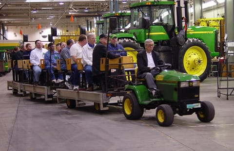 John Deere Engine Works Tour