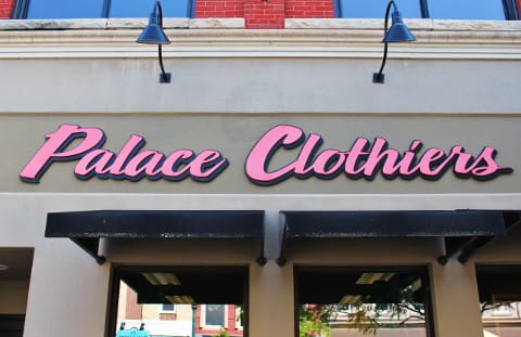 Palace Clothiers