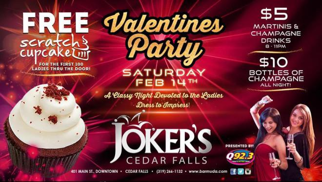 Jokers Valentines Day