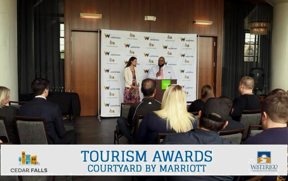 Cedar Valley Tourism Awards | Award Ceremony | May 2019