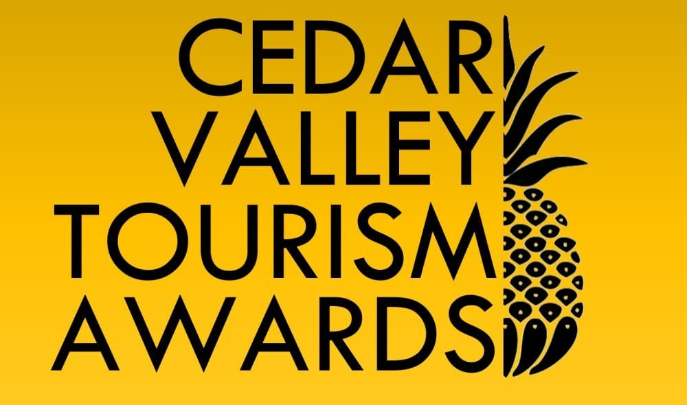 Nominations for Cedar Valley Tourism Awards due April 15, 2020