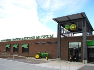 John Deere Tractor & Engine Museum in Waterloo