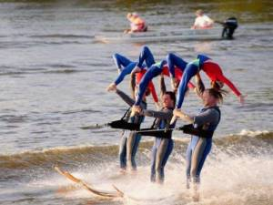 Waterhawks Ski Shows