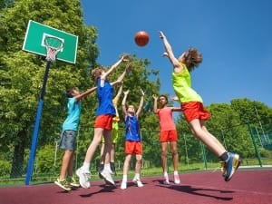 The kids will love 3 on 3 basketball at the Cedar Falls Rec Center over spring break | Cedar Falls, Iowa