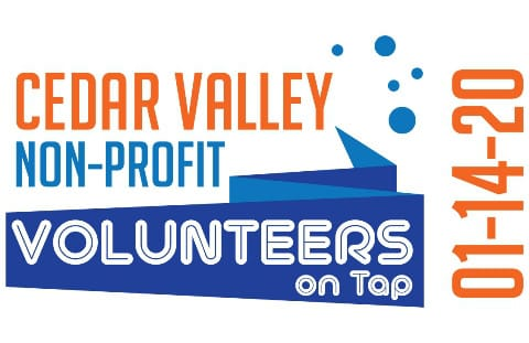 Cedar Valley Non-Profit Volunteers on Tap