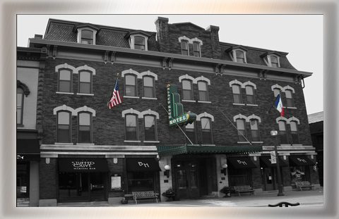 The Black Hawk Hotel: 43 rooms *Meeting Space Available