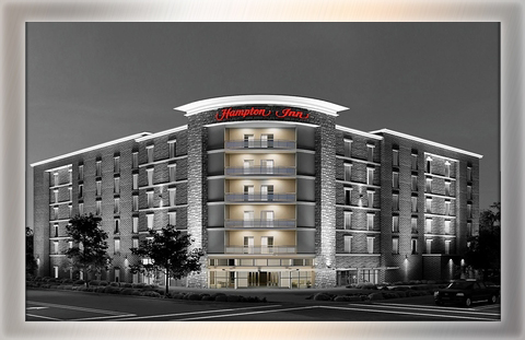 Hampton Inn CF: 130 rooms       *Meeting Space Available
