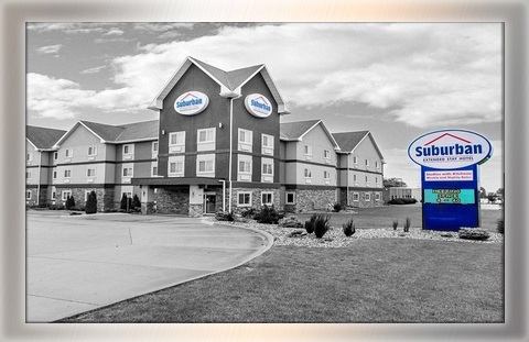 Suburban Extended Stay: 70 rooms *Meeting Space Available