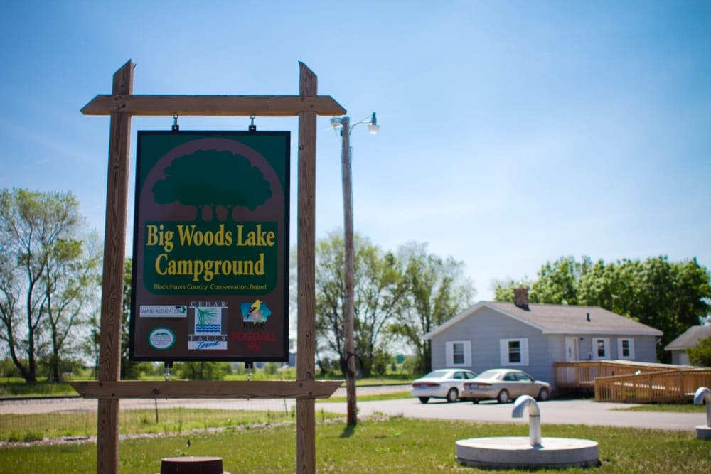 Discover the joy of camping close to home! | Cedar Falls Tourism