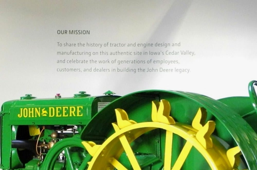 John Deere's 100th Anniversary Celebration is June 15-16, 2018