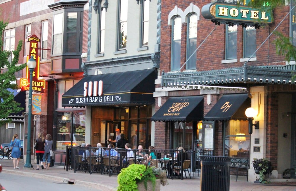 Shop, Eat, Repeat | Cedar Falls Downtown District