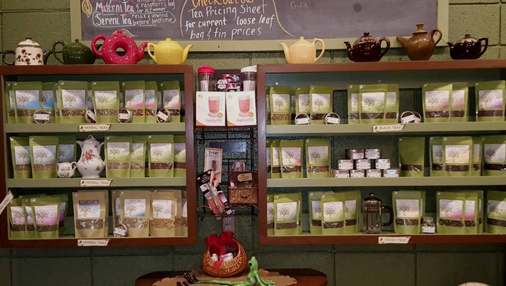 Tea, Please | Laughing Tree Tea Cafe, Waterloo | Cedar Falls Tourism