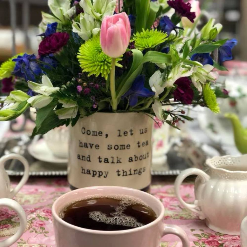 Tea, Please | Tea Cellar in Cedar Falls | Cedar Falls Tourism