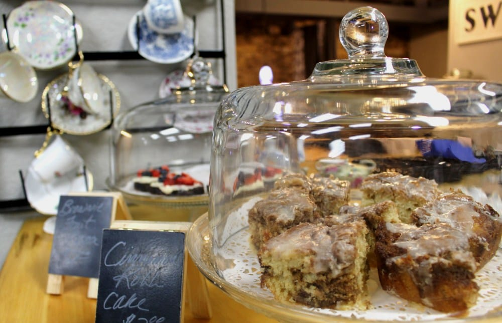 Tea, Please | tea and pastries at the Tea Cellar, Cedar Falls | Cedar Falls Tourism