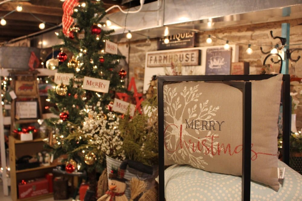2018 Holiday Open Houses (Little Prairie Girl in the Cedar Falls Downtown District)