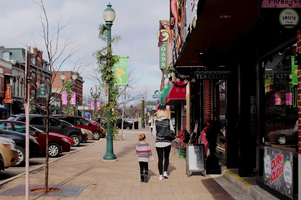 Shop locally-owned shops in Cedar Falls