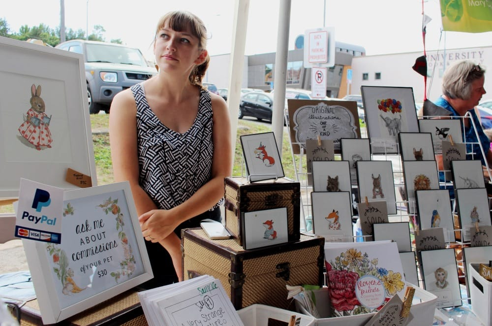 The Pear Fair 2018 - Outdoor, indie craft fair in Cedar Falls, Iow