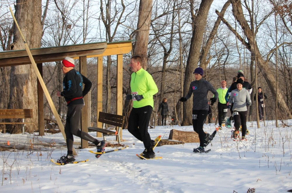 Winter Walks, Runs and Fun | Snowshoe Race is January 11, 2020