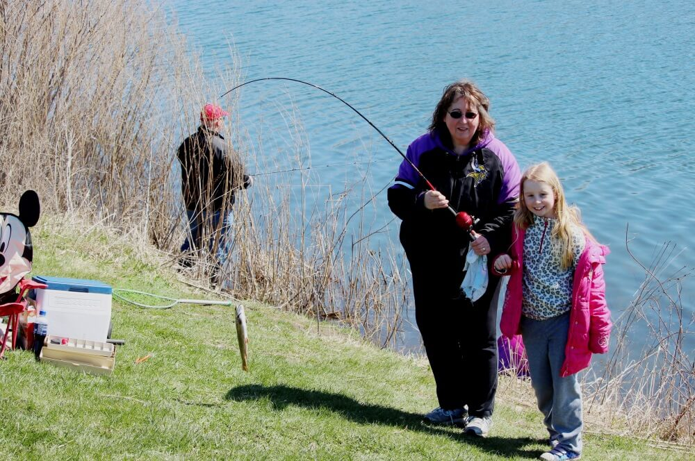 Let's Go Fishing - Family Fun Fishing Day (April)