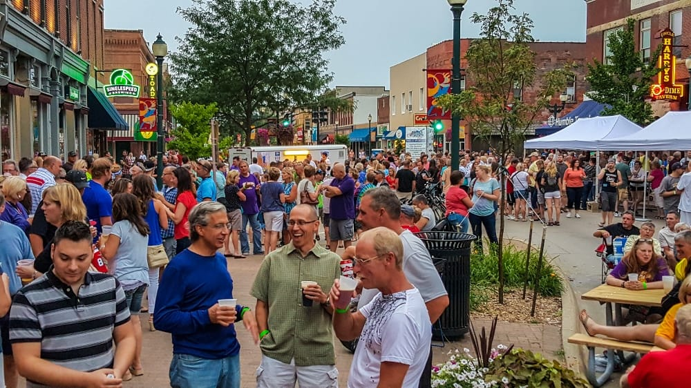 FondoFest 2017 takes place in downtown Cedar Falls, Iowa, August 19!