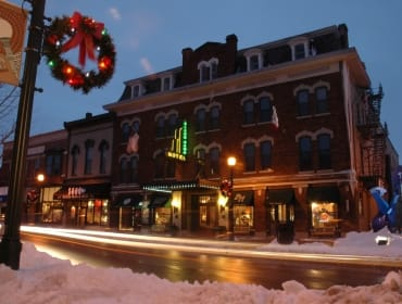 BlackhawkHotel | downtown Cedar Falls, Iowa