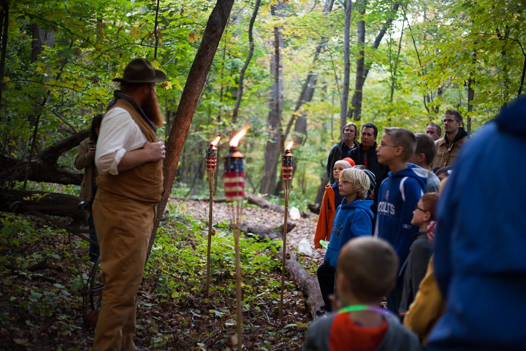 Halloween Hikes October 7-9 2015, Hartman Reserve Nature Center | Cedar Falls Tourism