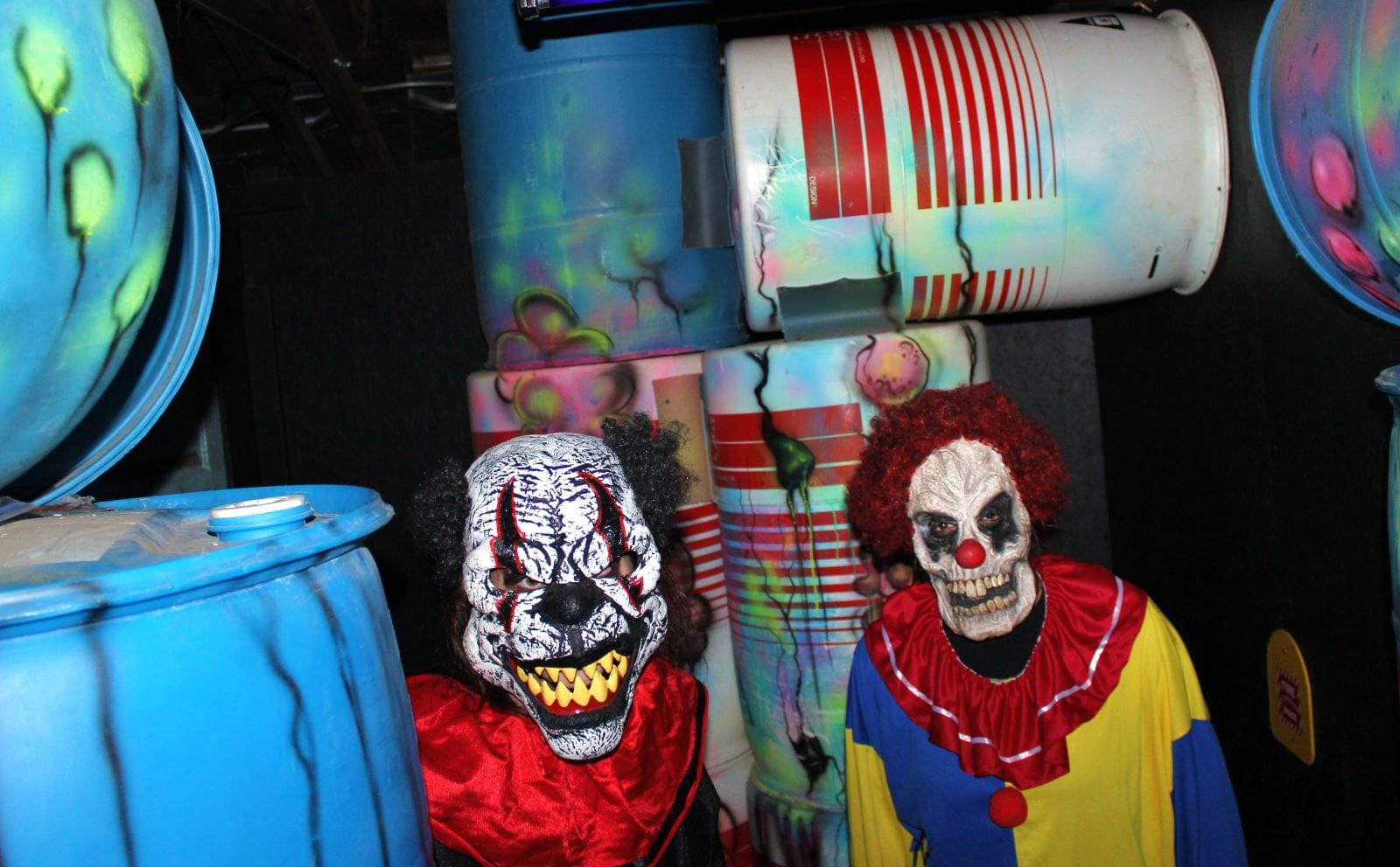 Panic Park Haunted House 2015, Cedar Falls | Cedar Falls Tourism
