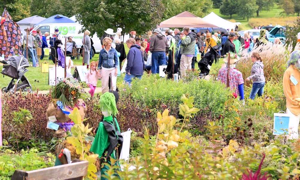 Fall Harvest Festival 2016 is September 11 at the Cedar Valley Arboretum